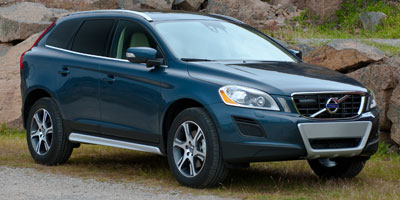 2012 VOLVO XC60 6-Speed Automatic with Geartroni 6-Speed Automatic with Geartronic 32L I6 24V PZE