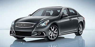 2012 INFINITI G37 SEDAN 7-Speed Automatic with Manual Sh 7-Speed Automatic with Manual Shift 37L