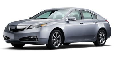 2012 ACURA TL 2WD AND AUTOMATIC 6-Speed Sequential Sportshift Automatic 35L SOHC PGM-FI 24-valve