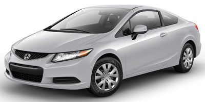 2012 HONDA CIVIC LX AUTOMATIC COUPE 5-speed at 18l sohc mpfi 16-valve i-vtec i4 front wheel dri