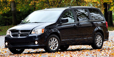 2012 DODGE GRAND CARAVAN 6-Speed Automatic 36L V6 24V V 6-Speed Automatic 36L V6 24V VVT Front