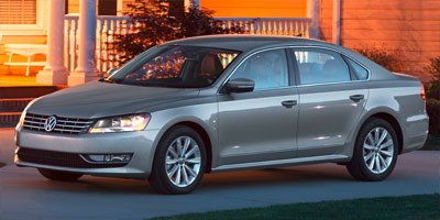 2012 Volkswagen Passat  #J0523A Houston
