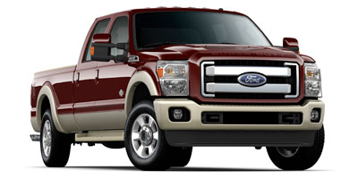 2012 FORD SUPER DUTY F-250 6-Speed AT 67L 8 Cylinder Eng 6-Speed AT 67L 8 Cylinder Engine Fo