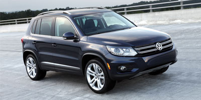 2012 VOLKSWAGEN TIGUAN 6-Speed AT 20L 4 Cylinder Eng 6-Speed AT 20L 4 Cylinder Engine Front