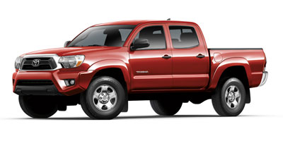 2012 TOYOTA TACOMA 5-Speed Automatic with Overdrive 5-Speed Automatic with Overdrive 40L V6 EFI D