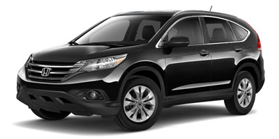 2012 HONDA CR-V 5-Speed Automatic 24L I4 16V D 5-Speed Automatic 24L I4 16V DOHC i-VTEC Front