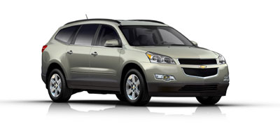 2012 CHEVROLET TRAVERSE 6-Speed Automatic Electronicall 6-Speed Automatic Electronically Controll