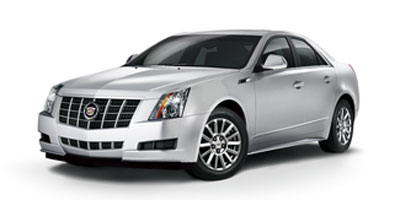 2012 CADILLAC CTS 6-Speed Automatic For Awd Must 6-Speed Automatic For Awd Must Specify A Base Ms