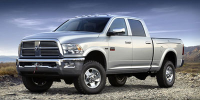 2012 RAM 2500 6-Speed AT 67L Straight 6 Cyl 6-Speed AT 67L Straight 6 Cylinder Engine Four W