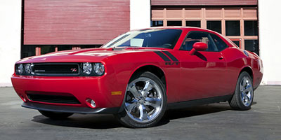 2012 DODGE CHALLENGER COUPE RT 57L 8 Cylinder Engine Rear Wheel Drive Cruise Control Power Dr