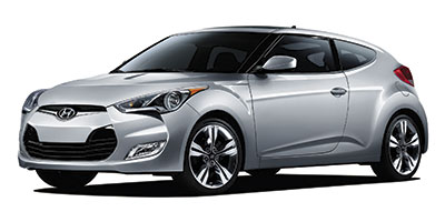 2012 HYUNDAI VELOSTER COUPE 16L 4 Cylinder Engine Front Wheel Drive Cruise Control Bucket Seat