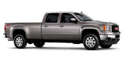 2013 GMC SIERRA 2500HD 4WD CREW CAB SLE 6-Speed Automatic Heavy-Duty Electronically Controlled W