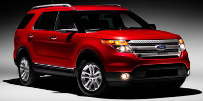 2013 FORD EXPLORER FWD XLT 6-speed selectshift automatic wod req 998 engine 35l ti-vct v6 f