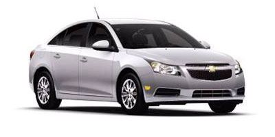 2013 CHEVROLET CRUZE 6-speed automatic electronicall 6-speed automatic electronically controlled