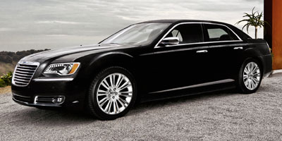 2013 CHRYSLER 300-SERIES 8-Speed Automatic 36l v6 vvt  8-Speed Automatic 36l v6 vvt STD Rea