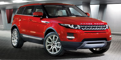 2013 LAND ROVER RANGE ROVER EVOQUE 6-Speed Automatic 20L I4 Four 6-Speed Automatic 20L I4 Fou