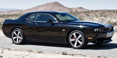 2013 DODGE CHALLENGER 5-Speed Automatic Includes 306 5-Speed Automatic Includes 306 Rear Axle Rat