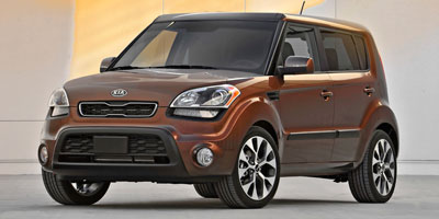 2013 KIA SOUL WAGON 20L 4 Cylinder Engine Front Wheel Drive Cruise Control Bucket Seats Bluet
