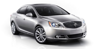2013 BUICK VERANO SEDAN LEATHER GROUP 6-Speed Automatic Electronically Controlled With OD Include