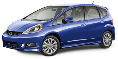 2013 HONDA FIT 5-Speed Automatic 15L I4 SOHC 5-Speed Automatic 15L I4 SOHC i-VTEC 16V Front Wh