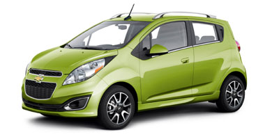 2013 CHEVROLET SPARK 5-Speed Manual ECOTEC 12L I4 M 5-Speed Manual ECOTEC 12L I4 MPI DOHC Fron