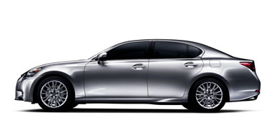 2013 LEXUS GS 350 6-Speed Automatic Electronically 6-Speed Automatic Electronically Controlled Inte