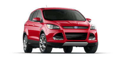2013 FORD ESCAPE 6-Speed Selectshift Automatic 1 6-Speed Selectshift Automatic 16l i4 ecoboost