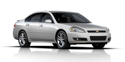 2013 CHEVROLET IMPALA 6-Speed Automatic Electronicall 6-Speed Automatic Electronically Controlled