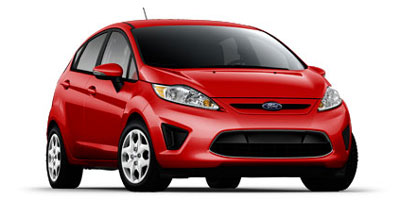 2013 FORD FIESTA 6-Speed Powershift Automatic 1 6-Speed Powershift Automatic 16L I4 Ti-VCT Fro