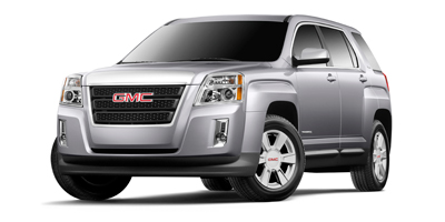 2013 GMC TERRAIN FWD SLE WSLE-1 6-Speed AT 24l dohc 4-cylinder sidi spark ignition direct inj