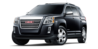 2013 GMC TERRAIN FWD DENALI 6-Speed AT 36l v6 sidi spark ignition direct injection Front whe