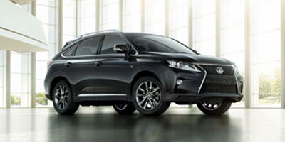 2013 LEXUS RX 350 6-Speed Automatic Electronically 6-Speed Automatic Electronically Controlled WIn