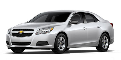 2013 CHEVROLET MALIBU LS 6-Speed Automatic Electronically-Controlled With OD 25l dohc 4-cylinder