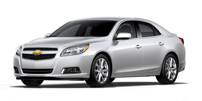 2013 CHEVROLET MALIBU 2LT 6-Speed Automatic Electronically-Controlled With OD 25l dohc 4-cylind