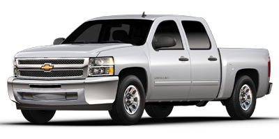 2013 CHEVROLET SILVERADO 1500 4-speed automatic electronicall 4-speed automatic electronically co