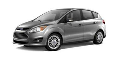 2013 FORD C-MAX HYBRID HATCHBACK SEL Electronically-Controlled Continuously Variable 20L Atkinso