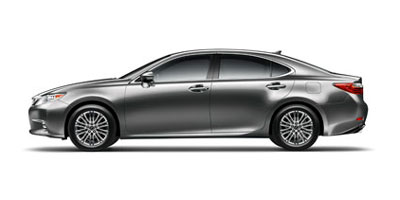2013 LEXUS ES 350 6-Speed Automatic Electronically 6-Speed Automatic Electronically Controlled Inte