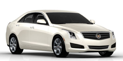 2013 CADILLAC ATS 6-speed at 25l i4 di dohc 6-speed at 25l i4 di dohc vvt 202 hp 151