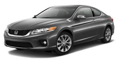 2013 HONDA ACCORD EX AUTOMATIC COUPE Continuously Variable Automatic WSport Mode 24L DOHC MPFI