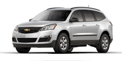 2013 CHEVROLET TRAVERSE FWD LS 6-Speed Automatic Included And Only Available With Cr14526 Fwd Mod
