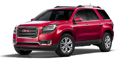 2013 GMC ACADIA FWD SLT WSLT-1 6-Speed Automatic Included And Only Available With Tr14526 Fwd Mo