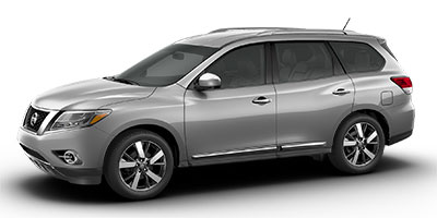 2013 NISSAN PATHFINDER 1-Speed Continuously Variable Ratio Gas V6 35L Front wheel drive Front
