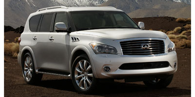 2013 INFINITI QX56 7-speed at 56l 8 cylinder eng 7-speed at 56l 8 cylinder engine rear wheel