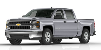 2014 CHEVROLET SILVERADO 1500 2WD CREW CAB LTZ 6-Speed AT 53L 8 Cylinder Engine Rear Wheel Dri