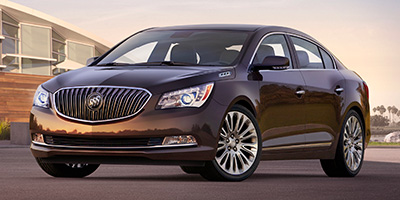 2014 BUICK LACROSSE 6-speed automatic electronicall 6-speed automatic electronically controlled w
