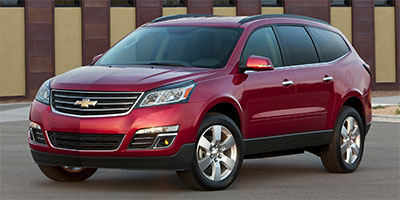 2014 CHEVROLET TRAVERSE 6-speed automatic included and 6-speed automatic included and only availa
