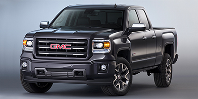2014 GMC SIERRA 1500 DOUBLE CAB STANDARD BOX 6-Speed Automatic Electronically Controlled With OD