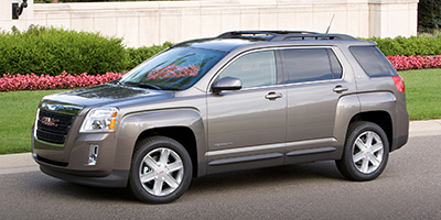 2014 GMC TERRAIN FWD SLT-2 6-Speed AT 36l v6 sidi spark ignition direct injection Front whee