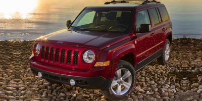 2014 JEEP PATRIOT 6-Speed Electronic Automatic WO 6-Speed Electronic Automatic WOD And Autostick