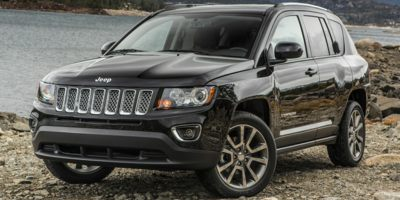 2014 JEEP COMPASS 6-Speed Automatic Includes Remot 6-Speed Automatic Includes Remote Start System
